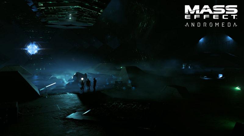 Pierwsze wrażenia z gry w Mass Effect: Andromeda