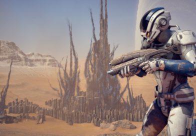 Jak wyglądają ogólne oceny Mass Effect: Andromeda?