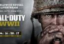 Call of Duty: WWII oficjalnie potwierdzone!