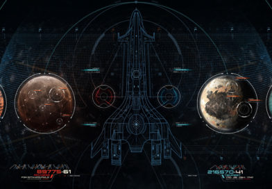 Jak mogło wyglądać Mass Effect: Andromeda?