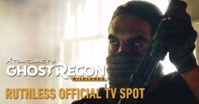 ghost recon wildlands spot tv
