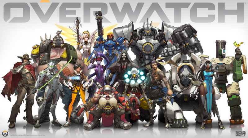 Overwatch - Insurekcja