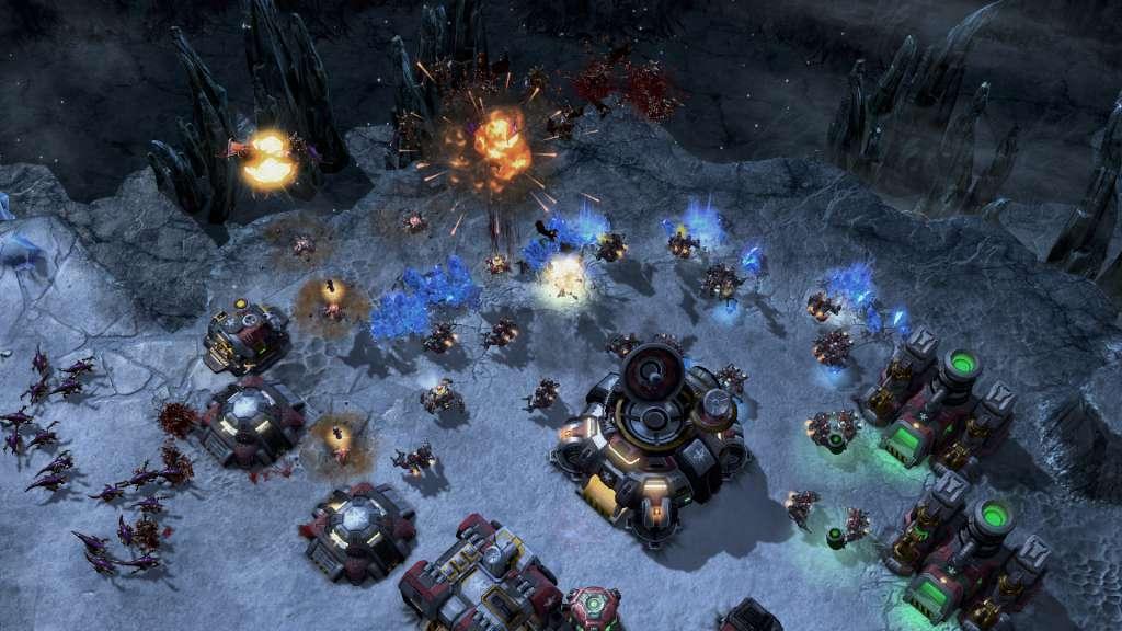 Starcraft 2 osiągnięcia w dobieraniu graczy