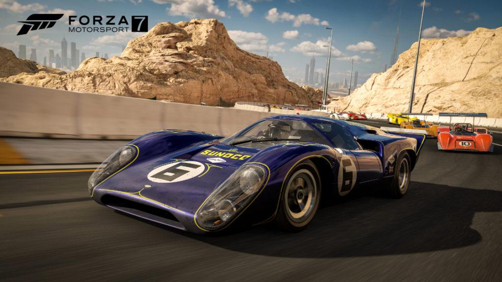Demo Forza Motorsport 7