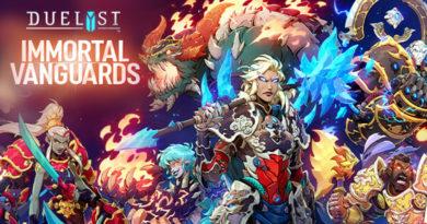 duelyst immortal vanguard