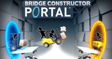 Bridge Constructor Portal recenzja