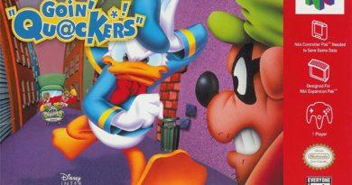 Donald Duck :Quack Attack