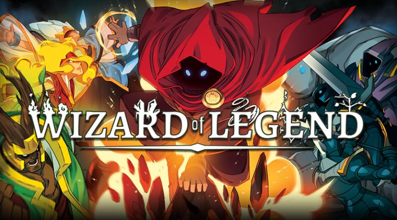 wizard of legend recenzja