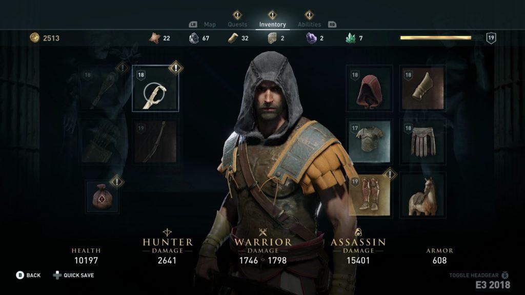 assassin's creed odyssey screenshoty