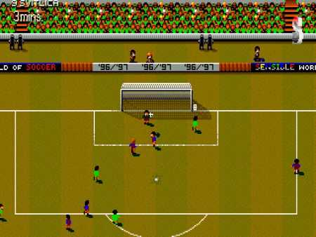 Sensible World of Soccer 96/97