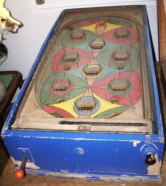 pinball historia