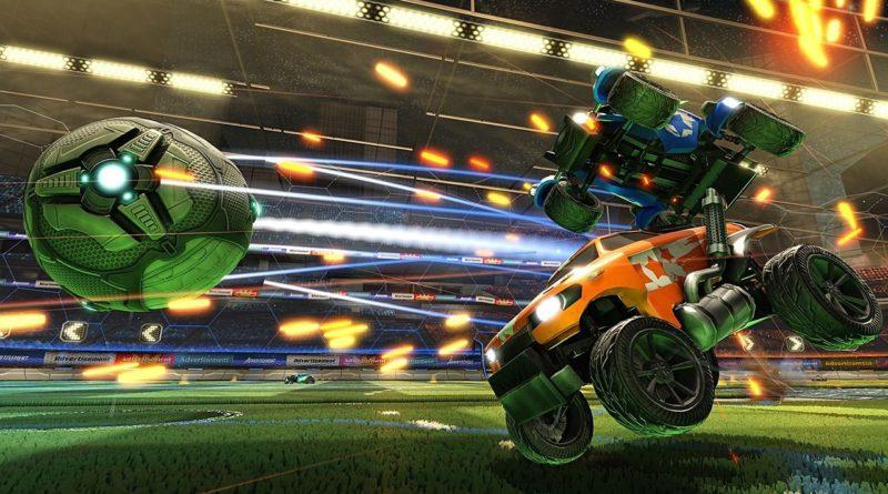 rocket league na steamie