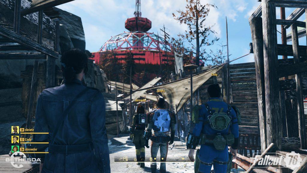 fallout 76 cross platforma