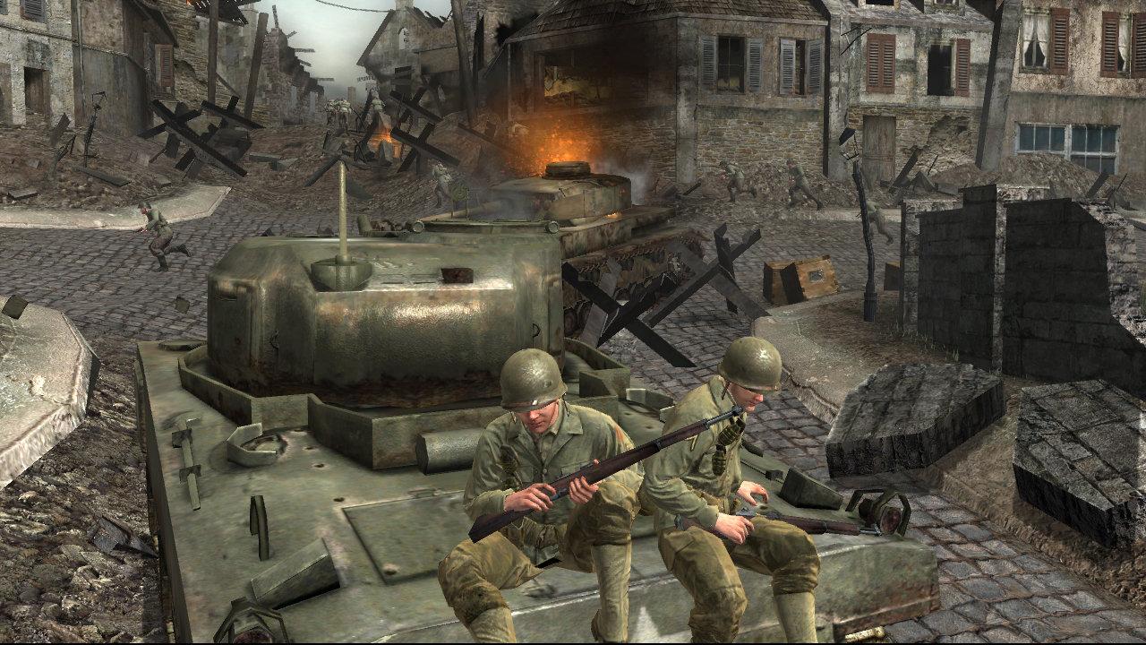 call of duty historia