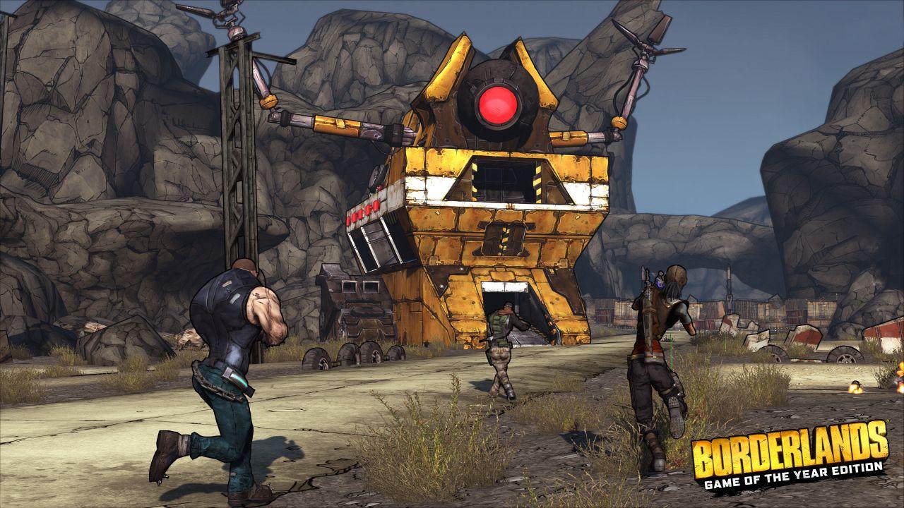 Borderlands: GOTY Remastered