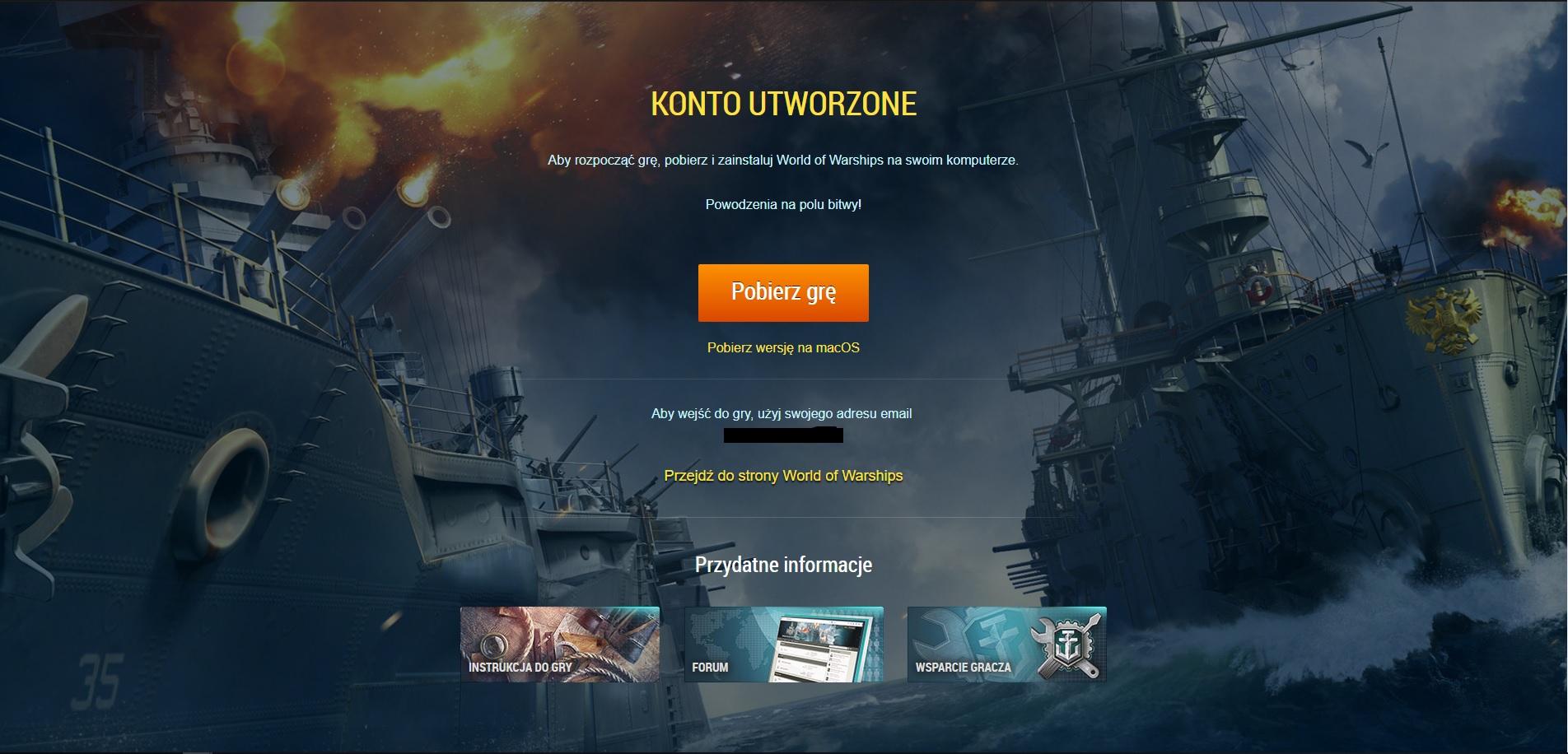 World of Warships poradnik