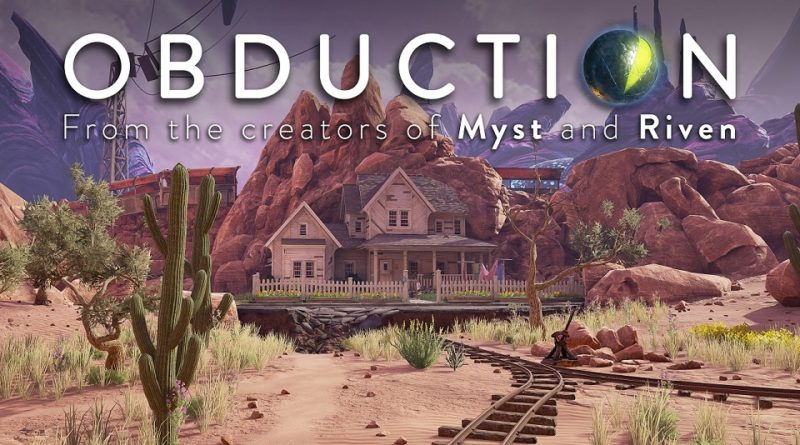 Obduction game