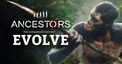 ancestors evolve premiera
