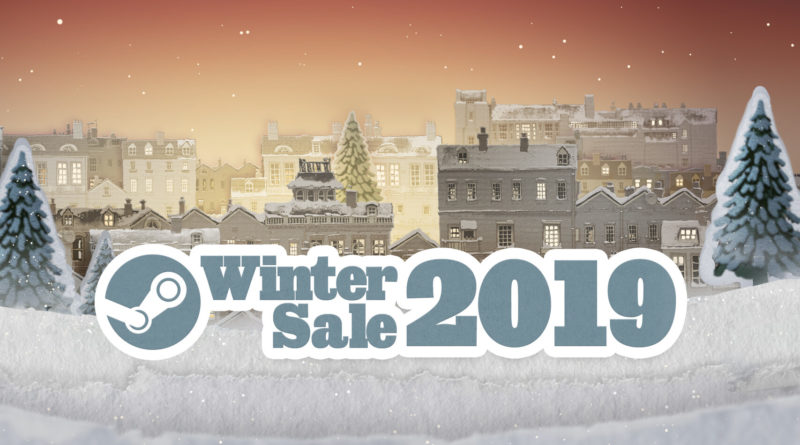 steam winter sale 2019