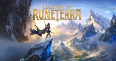 Riot Games - Legends of Runettera