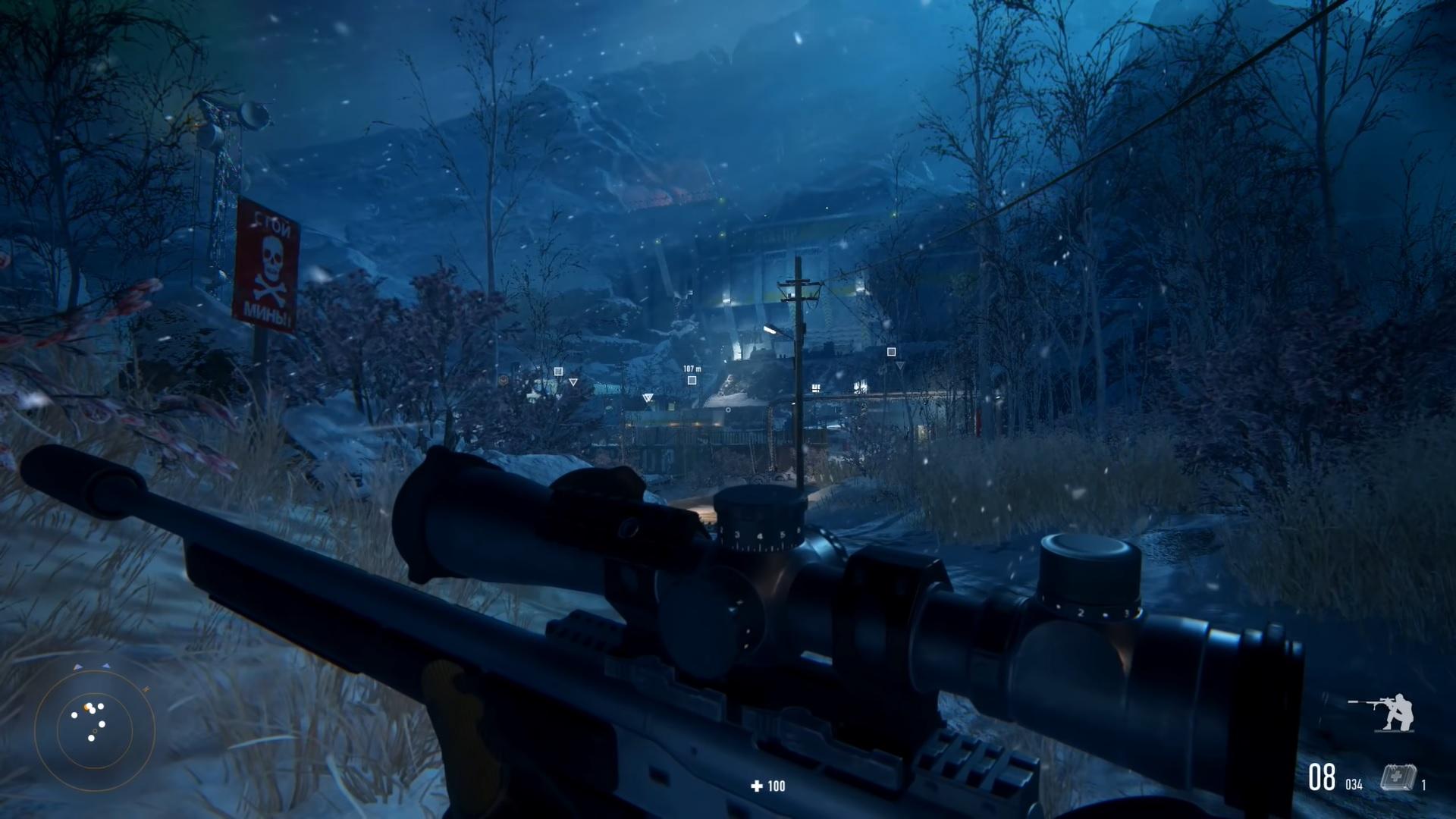 sniper ghost warrior contracts recenzja