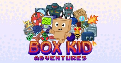 Box Kid Adventures