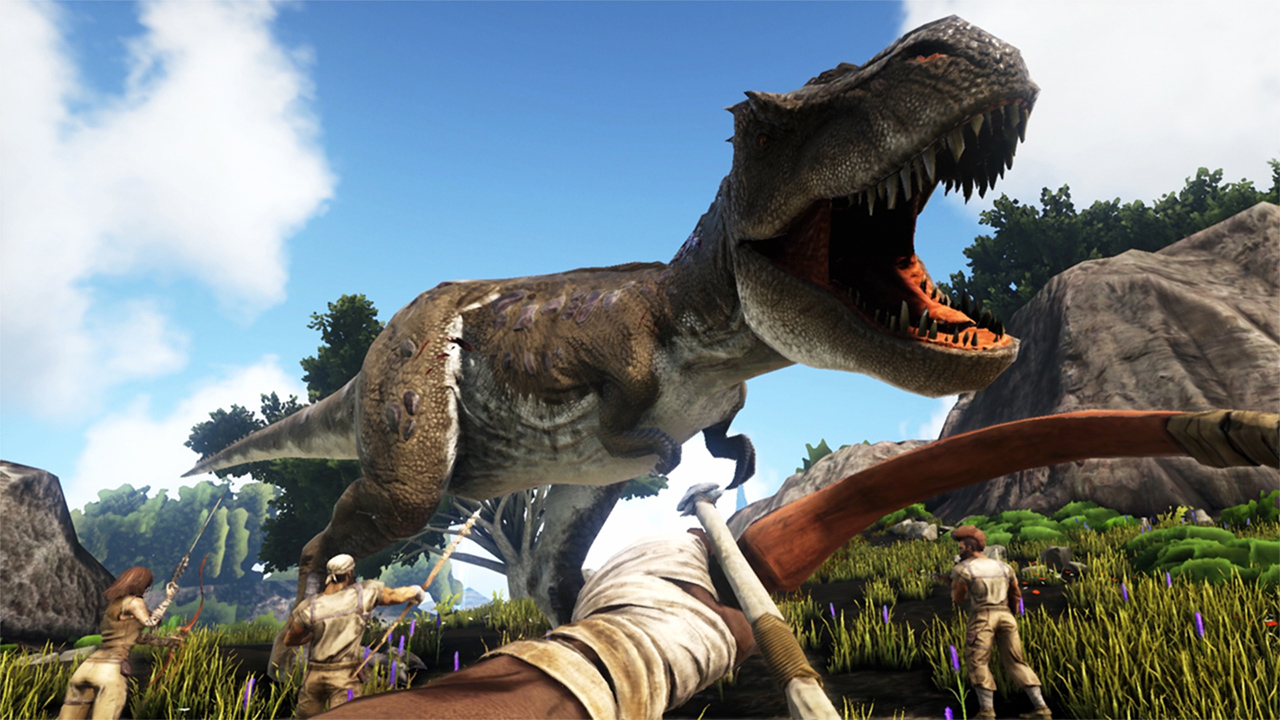 ARK survival evolved epic games