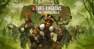 Total War: Three Kingdoms – The Furious Wild