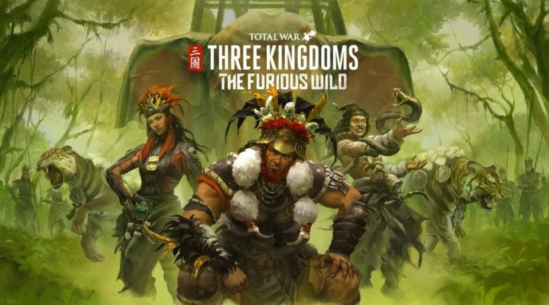 Total War: Three Kingdoms – The Furious Wild