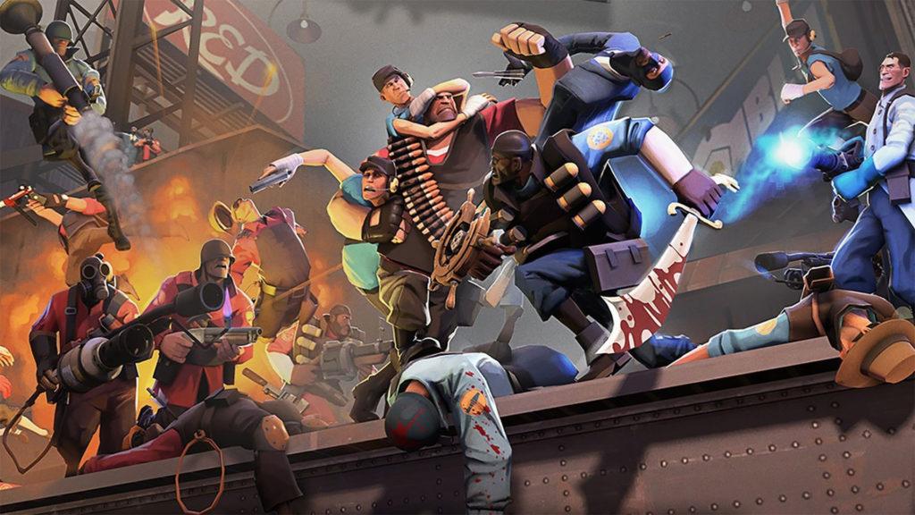 team fortress 2 społeczność