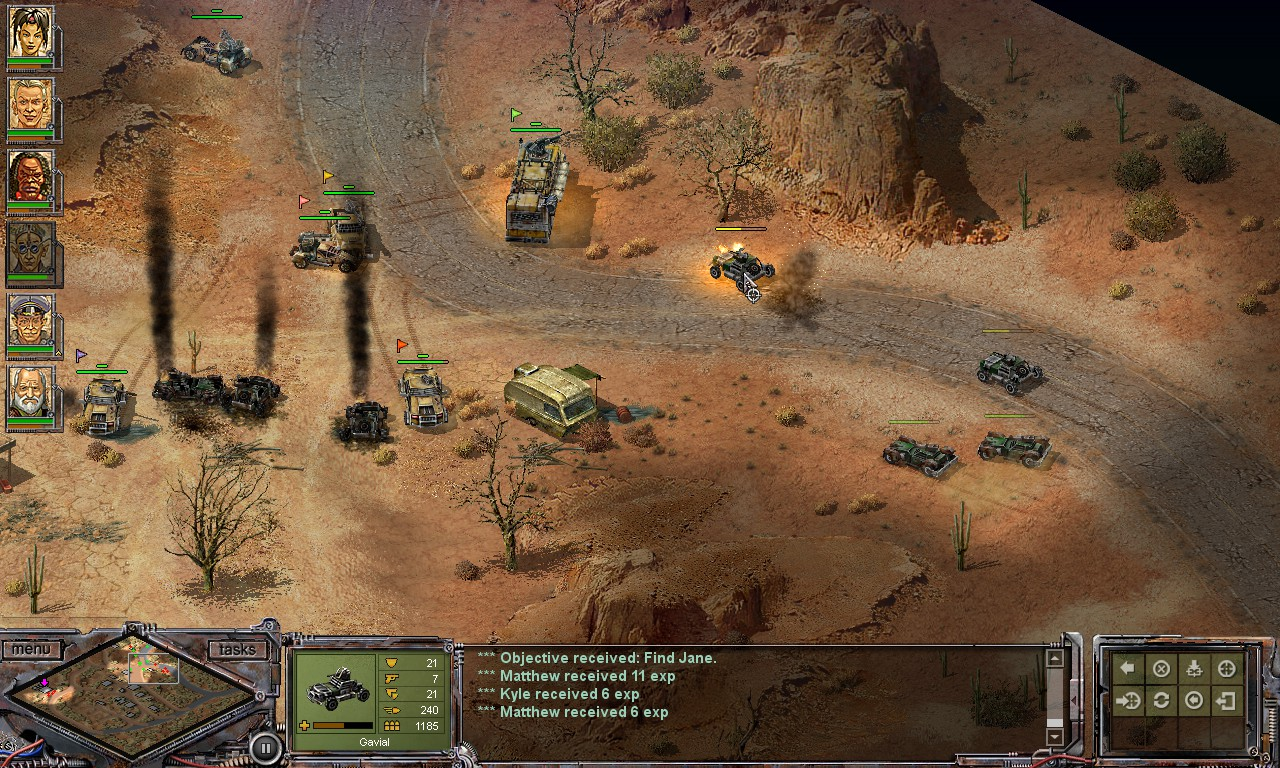 Desert Law
