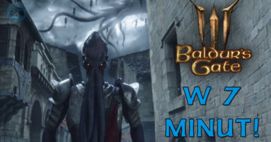 Baldur's Gate III – grę ukończono w 7 minut!
