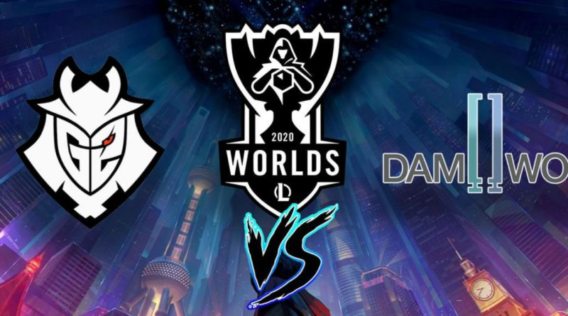 G2 vs DAMWON Gaming