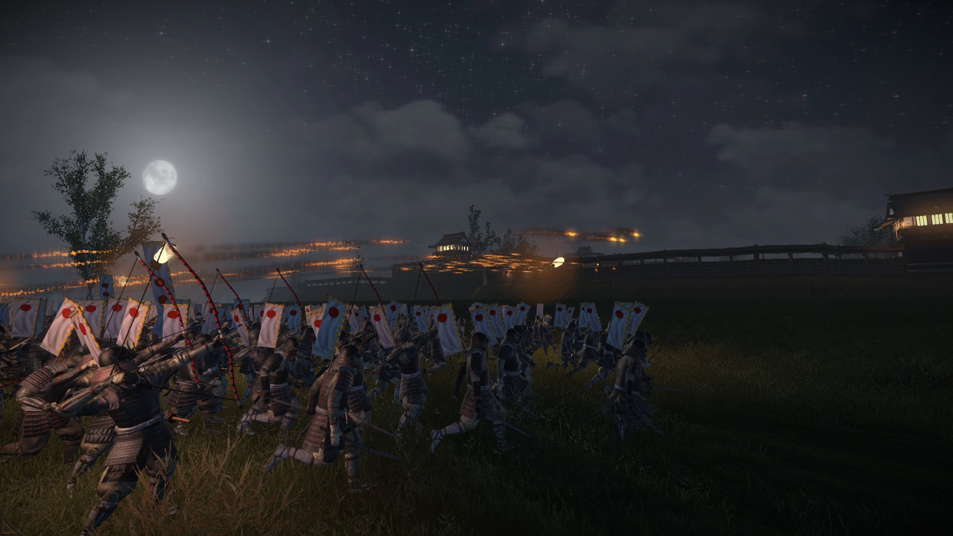 Total War: SHOGUN 2 Battle of Kawagoe