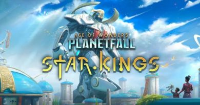 Paradox ujawnia nowy dodatek do Age of Wonders: Planetfall – Star Kings