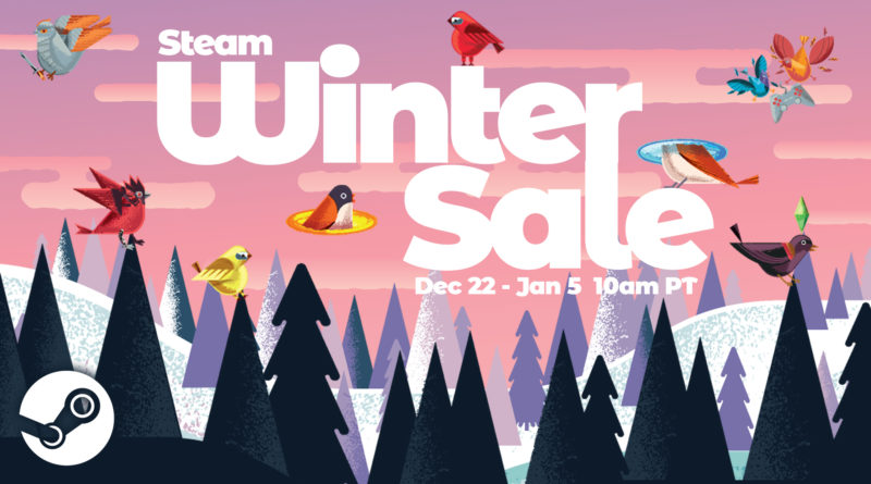 Zimowa Wyprzedaż na Steam 2020