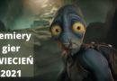 Premiery gier – KWIECIEŃ 2021 [wideo]