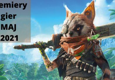 Premiery gier – MAJ 2021 [wideo]