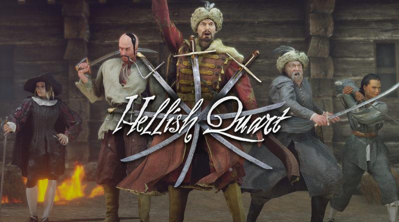 Hellish Quart – pierwsze wrażenia [PC]