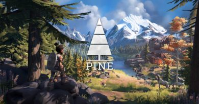 pine game