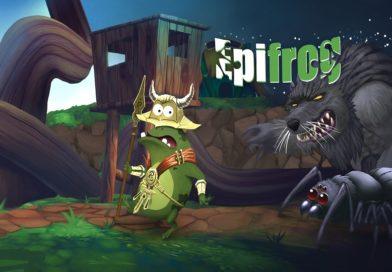 Epifrog screenshot